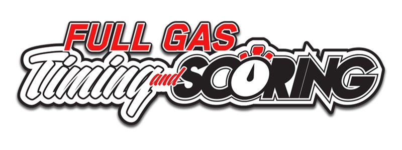 Full Gas Timing and Scoring Services